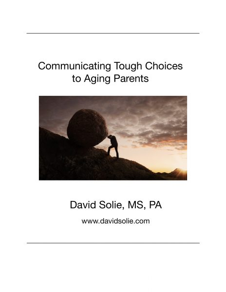Three Complimentary PDF Booklets by David Solie
