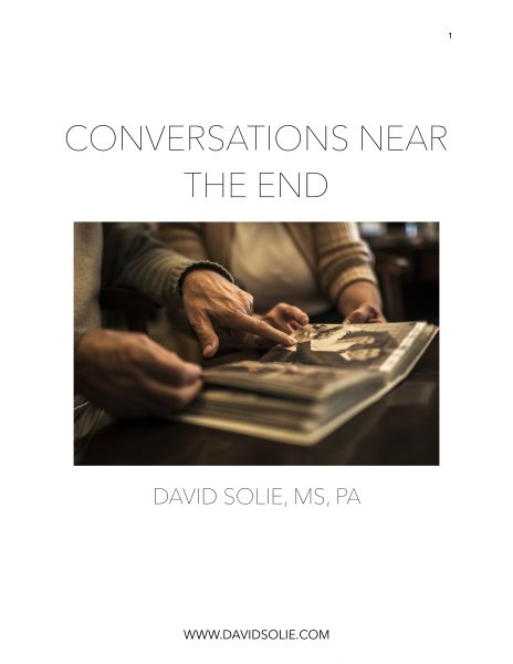 New PDF Booklet: Conversations Near The End
